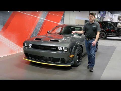 2020 Dodge Challenger Hellcat Redeye Widebody Review