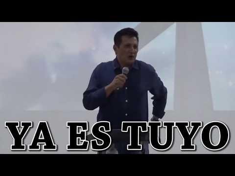 YA ES TUYO - Miércoles 15 de Noviembre de 2017 - Pastor Porfirio Martínez