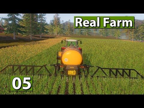 REAL FARM | Kredit für neue Spritze🚜 #05 Landwirtschafts Simulation Lets Play deutsch german