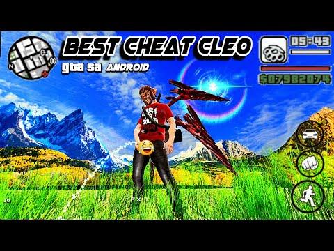 Top 19 SCRIP CLEO GTA SA Android Terbaik | Paling Keren Dan Seru