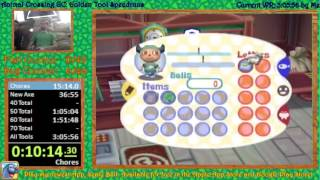 Animal Crossing All Golden Tools 2:34:23 [WR]