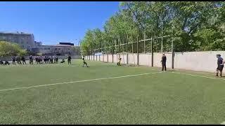 Видео победного гола в турнире по мини футболу