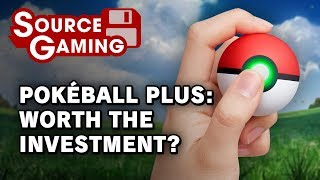 Is it Worth it? Poké Ball Plus - Review
