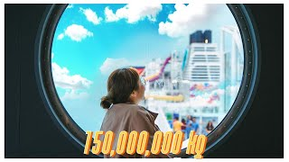 PaoTung Trip: Spending our Holiday on 150,000-ton Ship (Ep.3 Ending)