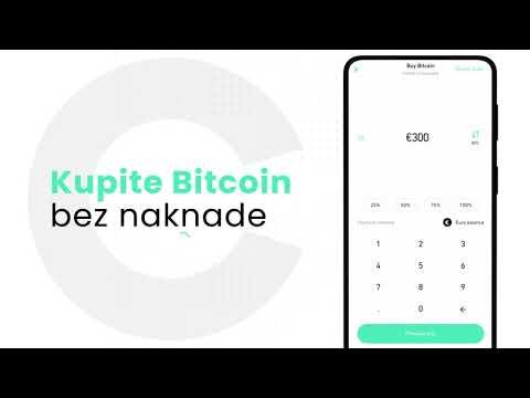 Dionice bitcoina u aplikaciji za ulaganje robinhood