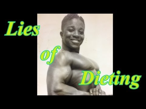 Leroy Colbert Speaks about The Lies of Dieting