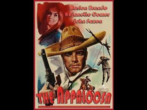 1966 The Appaloosa Western  Marlon Brando