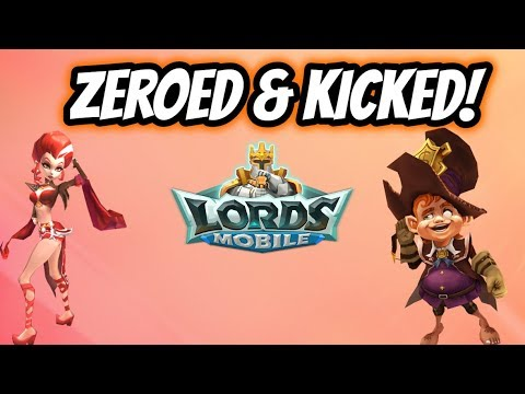 700m Cu. Getting Zeroed - With Commentary - Lords Mobile