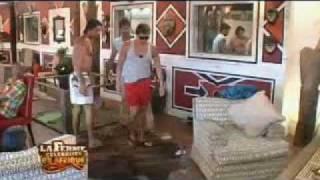 michael vendetta dans la ferme celebrite les rend fou!