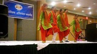 HindiUSA Teachers Aisa Des Hai Mera Dance