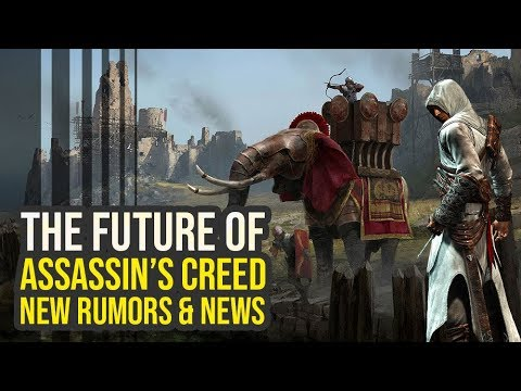 The Future Of Assassin's Creed After Odyssey (Next Assassin's Creed Game Rumors & Facts) thumbnail