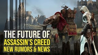 The Future Of Assassin's Creed After Odyssey (Next Assassin's Creed Game Rumors & Facts)