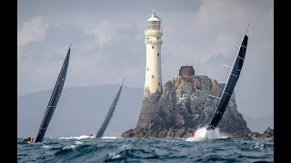 Rolex Fastnet Race 2019 – 8 August – Burnishing the Legend