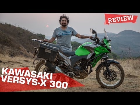 Kawasaki Versys-X 300 | The perfect ADV? | Road Test Review