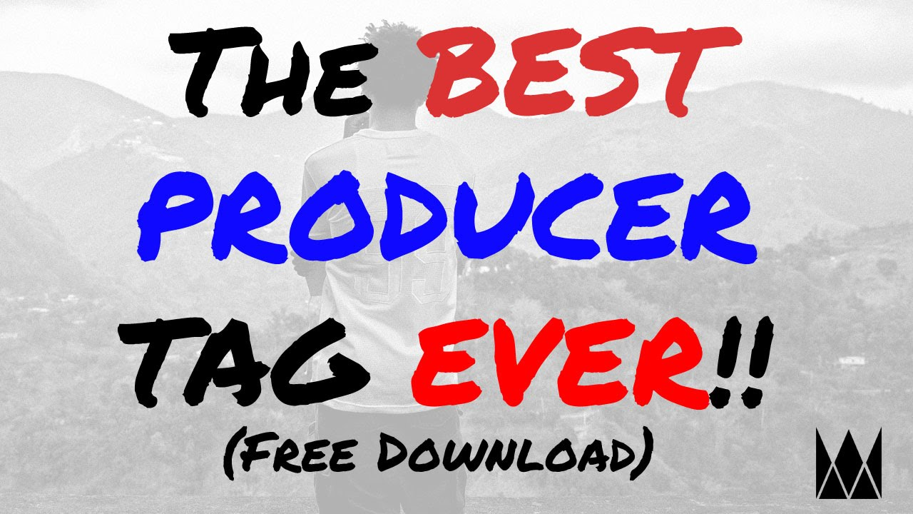 FREE Producer Beat Tag | *DOWNLOAD LINK