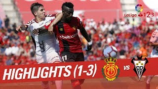 Resumen de RCD Mallorca vs Albacete BP (1-3)