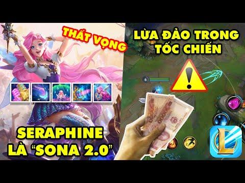 """Update LMHT: Chi tiết bộ kỹ năng của Seraphine - """"Sona 2.0"""", Game thủ Việt lừa đảo Tốc Chiến"""
