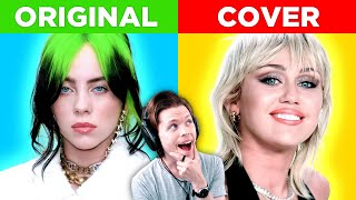 Famous Singers covering other Famous Singers #2