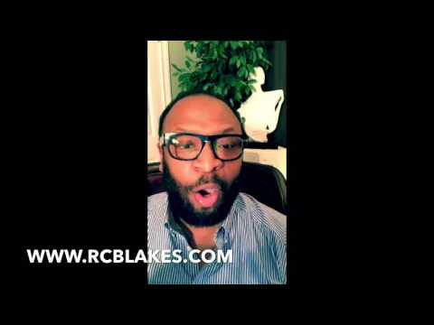 THE NECESSITY OF HEALING FROM THE PAIN - PERISCOPE SESSION w/ RC BLAKES,JR.