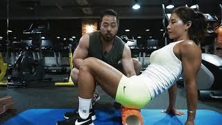 찌니끼리프로선수가 알려주는 엉덩이 운동 시리즈단계별 운…