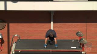FDNY Fire Academy: Physical Training Session 1
