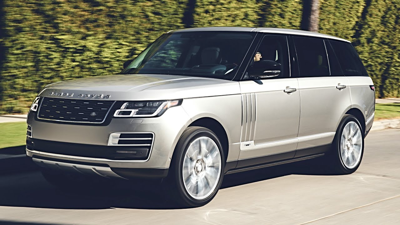 2018 Range Rover SVAutobiography interior, exterior, and ...