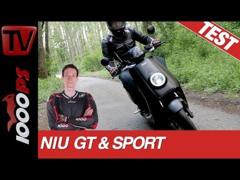 Smarte E-Scooter von NIU im Praxistest - was taugt der neue N-GT?