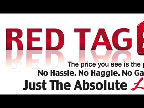 39th Red Tag Sale! Expedition