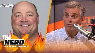 Colin determines which NFL coaches are under most pressure in 'Hot Seat', previews TNF | THE HERD