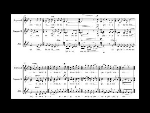 Duruflé - Tota pulchra es, Op. 10