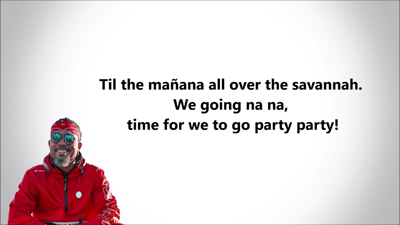 Go down machel montano lyrics