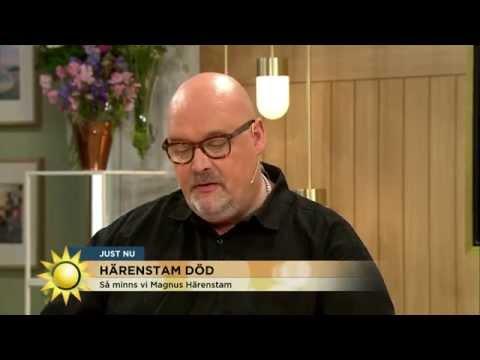 Film-Ronny minns Magnus Härenstam - Nyhetsmorgon (TV4)