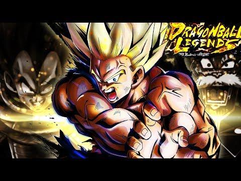 LV 1,000 RANGE TYPE ONLY!! | Dragon Ball Legends
