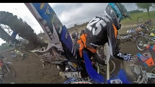 """Never Give Up"" ft. Jeremi Williamson (YZ125 - 2 Stroke) - Dirt Bike Addicts"