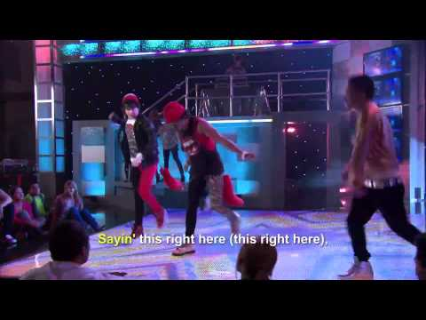 Shake It Up   Bring It Back Sing-along!   Official Disney Channel UK