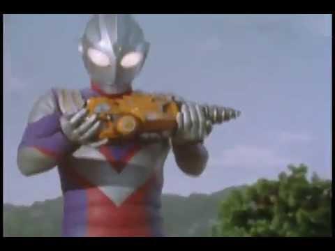 Ultraman Tiga Vs.Fire Golza
