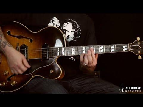 Josh Smith Teaches Funk Rhythm Guitar Youtube