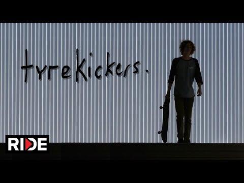 Tyrekickers - Full Length Skateboarding Video
