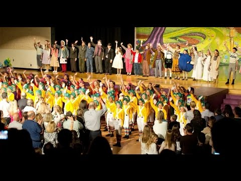 Willy Wonka Live- End of the Tour and Finale (Act II, Scene 8)