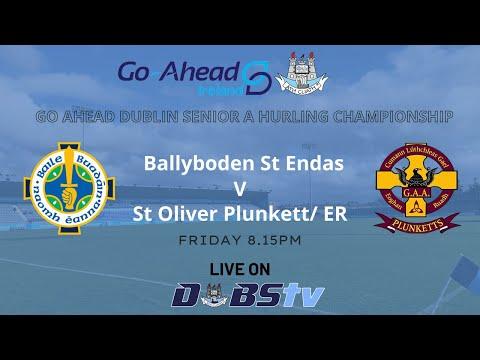 Ballyboden St Endas v St Oliver Plunkett/Eoghan Ruadh- Go Ahead Dublin Senior A Hurling Championship