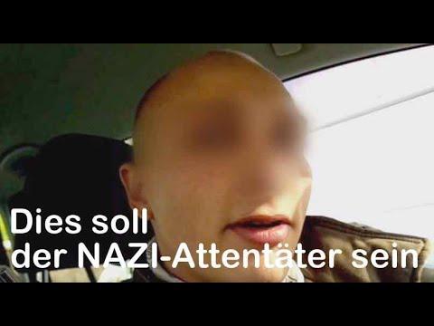 TERROR IN HALLE: Neonazi filmt Tat und stellt Video ins Internet