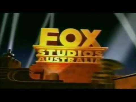 UPDATED: Fox Studios Australia Logo