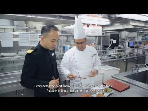 Behind The Dream - Food and Beverage Director