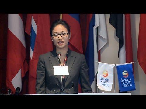 "[2014 Shanghai Forum] Oh Seung-Youn ""Convenient Compliance"""