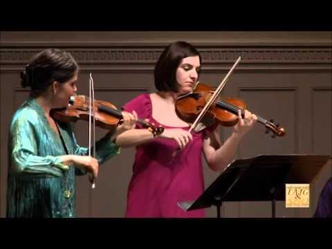 Handel: Sonata in g minor; 3rd movement