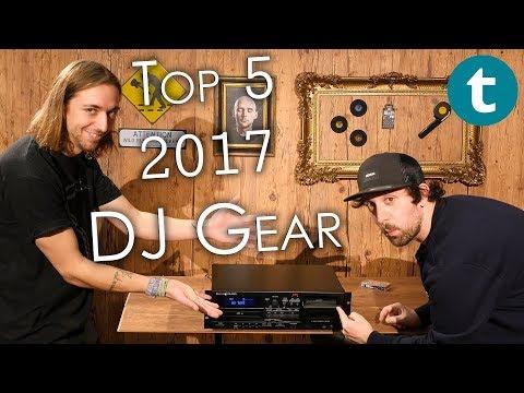 Top 5   Best-selling DJ Gear   2017