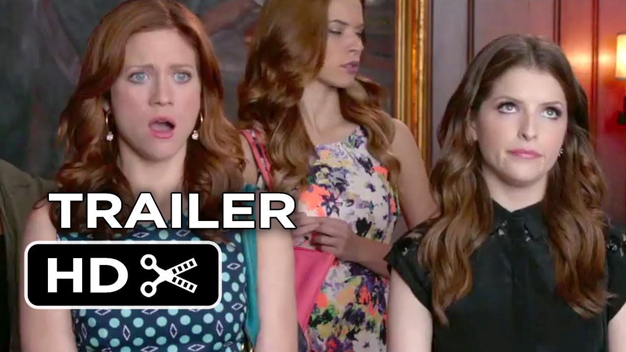 Pitch Perfect 2 Official Trailer 2 2015 Anna Kendrick Elizabeth Banks Movie Hd Youtube