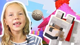 Video TO THE DOG PLANET!  SkyBlock Planets Survival Quest [Ep. 8]  ❑ Minecraft download MP3, 3GP, MP4, WEBM, AVI, FLV September 2017