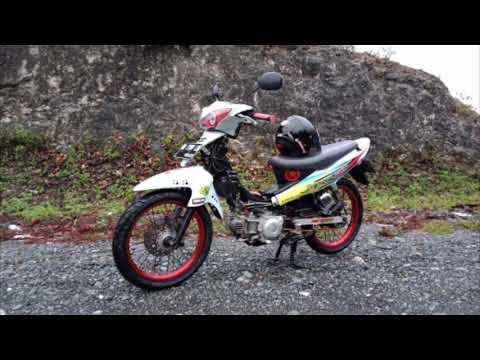 Modifikasi Jupiter Z Gaya Road Race Youtube
