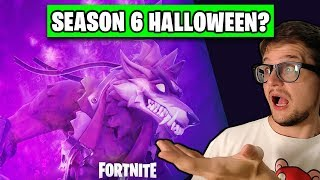Fortnite SEASON 6 Teaser NR 3 😱 Halloween Skin? | Fortnite Season 6 German German